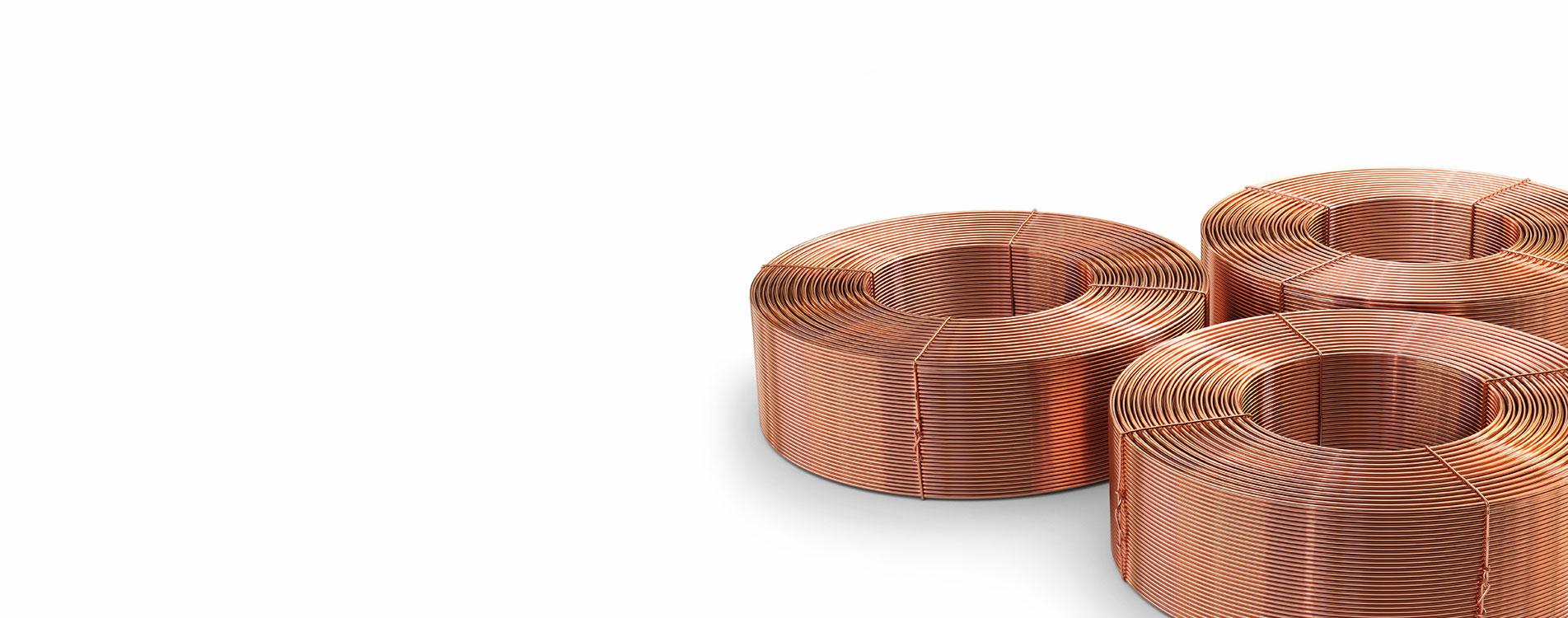 Kupfer Kabelherstellung
